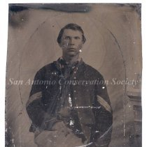 Image of 11.0242RE - Soldier Photograph