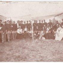 Image of 11.0244RE - Belknap Rifles Broom Brigade