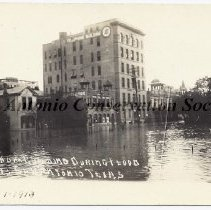 Image of 11.0173RE - Flood View of Telephone Building