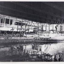 Image of 14.0026RS - Fire Department -  Painting Bridge on San Antonio River
