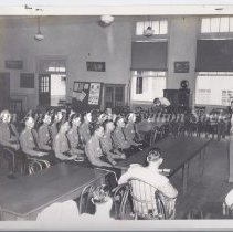 Image of 14.0033RS - Police Department -  Police Officer Meeting