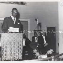 Image of 14.0044RS - Police Department -  Badge Ceremony, Negro Peace Officer's Association