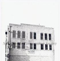 Image of 12.0339DS - Commerce Street - Stevens Building, Rear View
