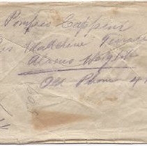 Image of From O.B. Colquitt to Charles Heurmann 3/7/1912