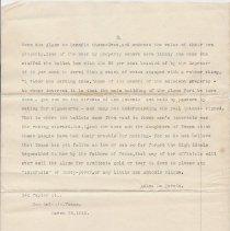Image of From Adina de Zavala 3/28/1912