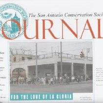 Image of San Antonio Conservation Society Journal: Vol. 38, No.5, April 2002 - San Antonio Conservation Society