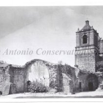 Image of 94.76 - [Mission Concepcion Courtyard]
