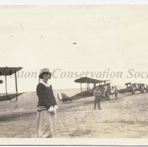Image of 03.0064RS - Marjorie Stinson and Biplanes