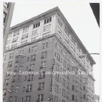 Image of 12.0571DS - Houston Street - Gunter Hotel