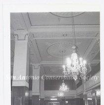 Image of 12.0574DS - Houston Street - Gunter Hotel Interior