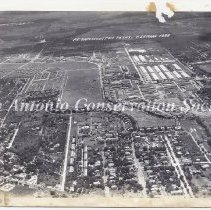 Image of 09.0015RE - [Aerial View of Fort Sam Houston]