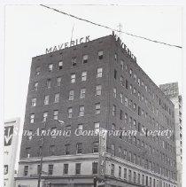 Image of 12.0600DS - Houston Street - Maverick Building