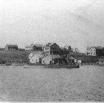 Image of P1972.034 - Dutch Island/  Ft Greble/ Ferry Landing