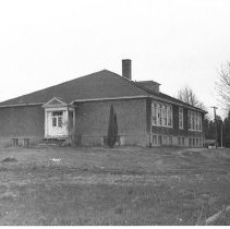 Image of P1972.047 - Clarke School, Southwest Corner