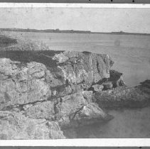 Image of P1982.032a - Fort Wetherill Rd A, may be marked
