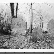 Image of P1971.047 - Hopkins/Paine Gravestones