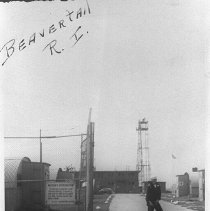 Image of P1998.030 - Radar Station at Beavertail