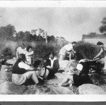 Image of P1994.008 - Conanicut Park, Camp Seaside Activities