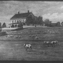 Image of P1988.013 - George Carr Farm House