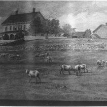 Image of P1988.012 - George Carr Farm House