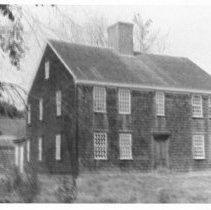 Image of P1976.055 - Thomas Carr Watson Farmhouse