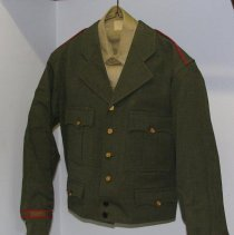 Image of 1988.001.002 - Uniform