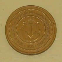 Image of 2005.004.001 - Coin, Commemorative