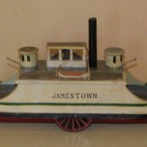 Image of 2005.006.004 - Model, Ferryboat