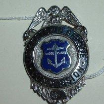 Image of 2011.023.001 - Badge