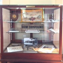 Image of 2015.029.001 - Cabinet, Display