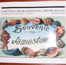 Image of L1988.009.003 - Greetings from Jamestown RI: Picture Post Card Views. 1900 - 1950