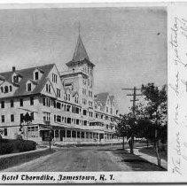 Image of P2004.003.012 - Thorndike Hotel.