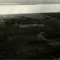 Image of P2004M.291 - B Golf Course (Plat 12, Beavertail Rd: Aerial view of golf course area)