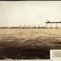 Image of P2006.002.006 - Jamestown Bridge from Plum Beach Light