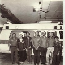 Image of P2006.011.013 - Jamestown Ambulance Association Members