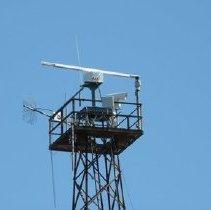 Image of P2008.025.002 - Radar and camera surveillance system