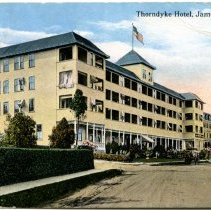 Image of P2012.110.007 - New Thorndike Hotel