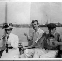 """Image of P2013.115.080 - """"Ice Cream from Westall's July 23, 1910"""""""