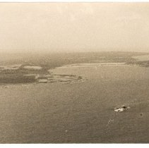 Image of P2014.107.003 - Aerial view of West Passage