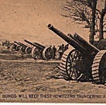 Image of P2015.104.001 - World War I Postcard