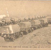 Image of P2015.104.002 - World War I Postcard