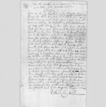 Image of T2013.700.013 - 1774, November 16