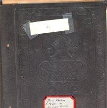 Image of P2015.014.019 - Album seemingly kept by Margaret Bates