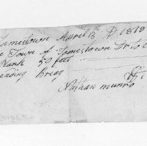 Image of T2014.402.041 - April 13, 1818