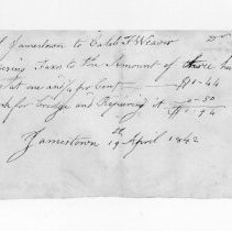 Image of T2014.402.042 - April 19, 1842