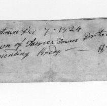 Image of T2014.402.044 - December 7, 1824