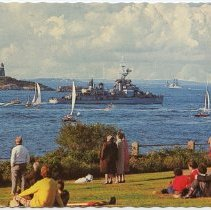 Image of P2015.103.005 - Harbor Entrance