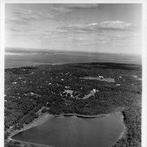 Image of P2016.106.001 - Aerials of Narragansett Bay