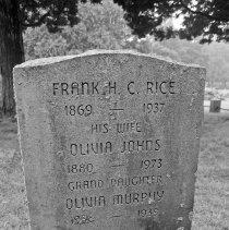Image of P2016.122.003 - Frank H. C. Rice