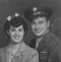 Image of P2016.124.001 - Nicholas T. Bakios and Mary Furtado Bakios